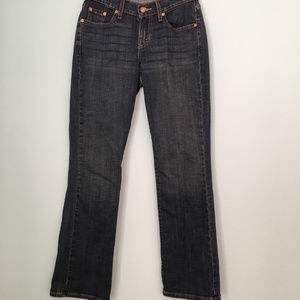 Levis 529 Curvy Bootcut Jeans Size 4